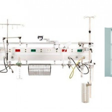 WALL MOUNTED HORIZONTAL INTENSIVE CARE UNIT SPECIFICATIONS