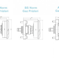 TECHNICAL SPECIFICATIONS FOR MEDICAL GAS SOCKETS