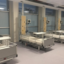 INTENSIVE CARE UNIT SPECIFICATIONS