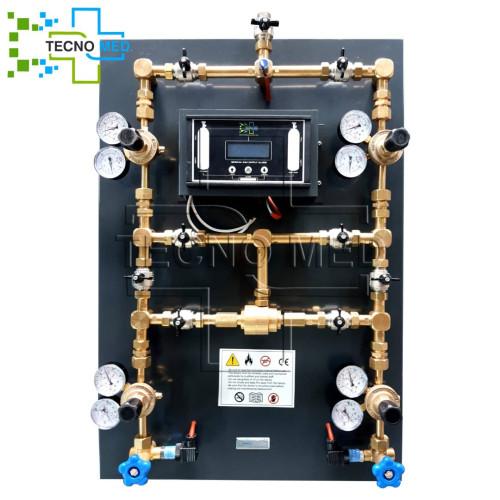 Medical Oxygen Manifold System 35m³