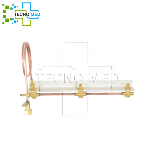 Medical Gas Ramp (3 cylinder)