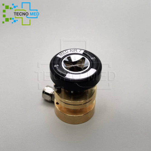 DIN Norm ABS Pressured Air 7 Bar Gas Outlet