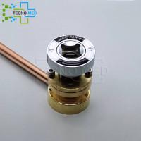 DIN Norm Pressured Air 4 Bar Gas Outlet