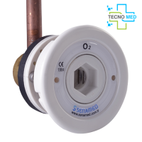 Medical Gas Outlet Model GSO1D13