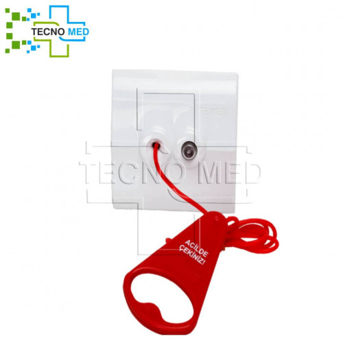 Wireless Bath / WC Emergency Call Button with rope
