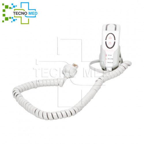 Double Light Button Wired Call Handset