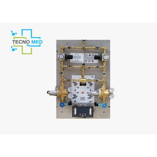 300m³ Medical Oxygen Manifold System