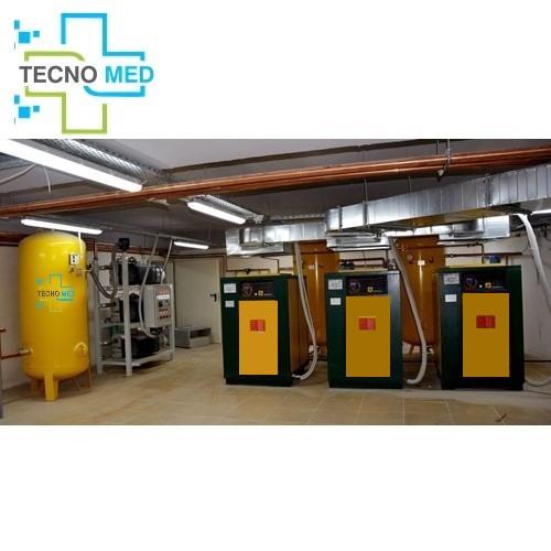 Medical Air Plant (3 x 162m³/h)